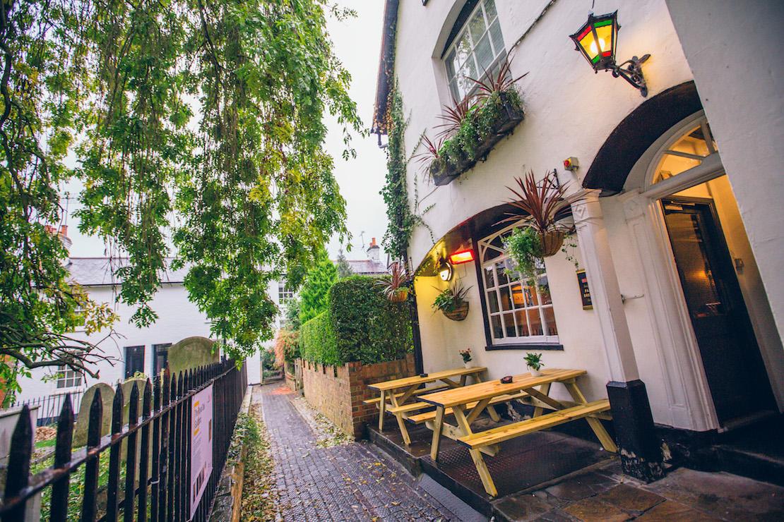 Best Pub Food Guildford